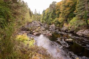 River Findhorn walks