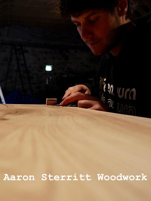 aaron sterritt woodwork