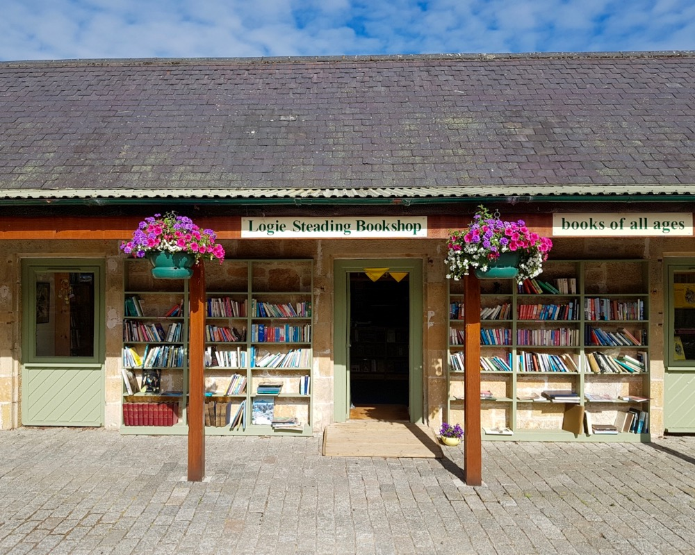 Logie Steading Bookshop