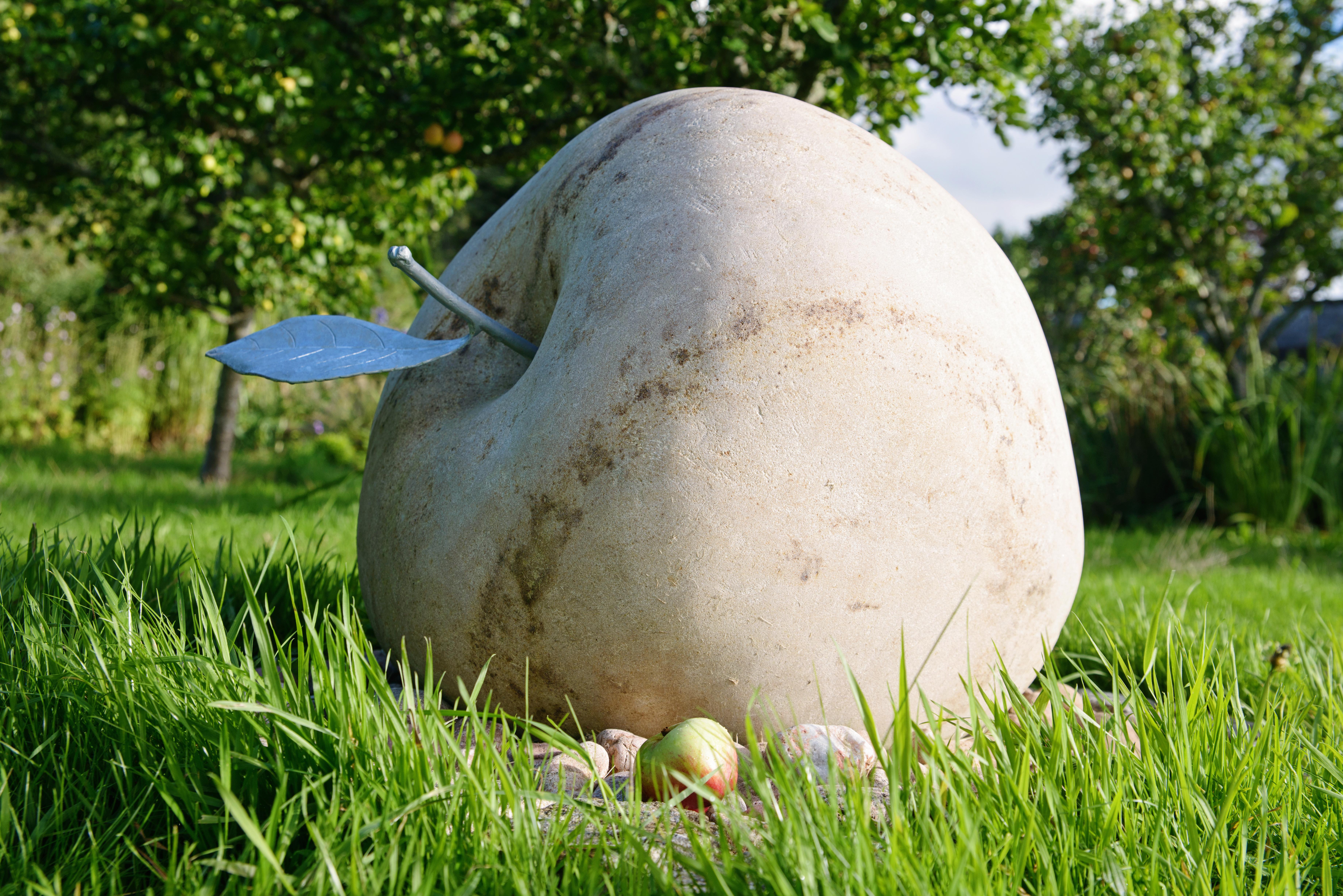 apple for logie house garden pic
