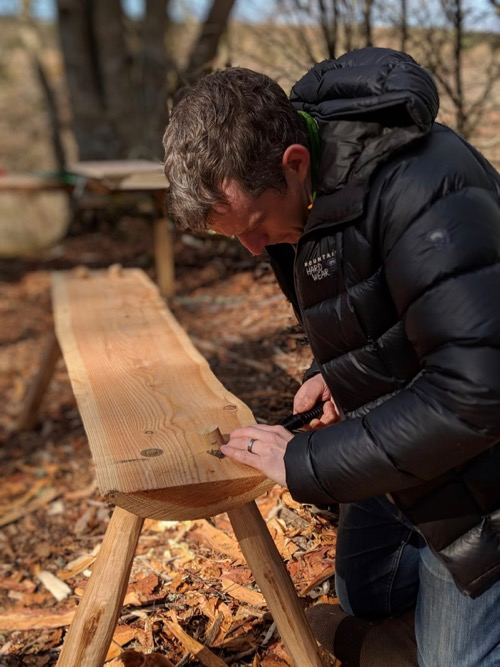 green woodworking course with Aaron Sterritt (1)