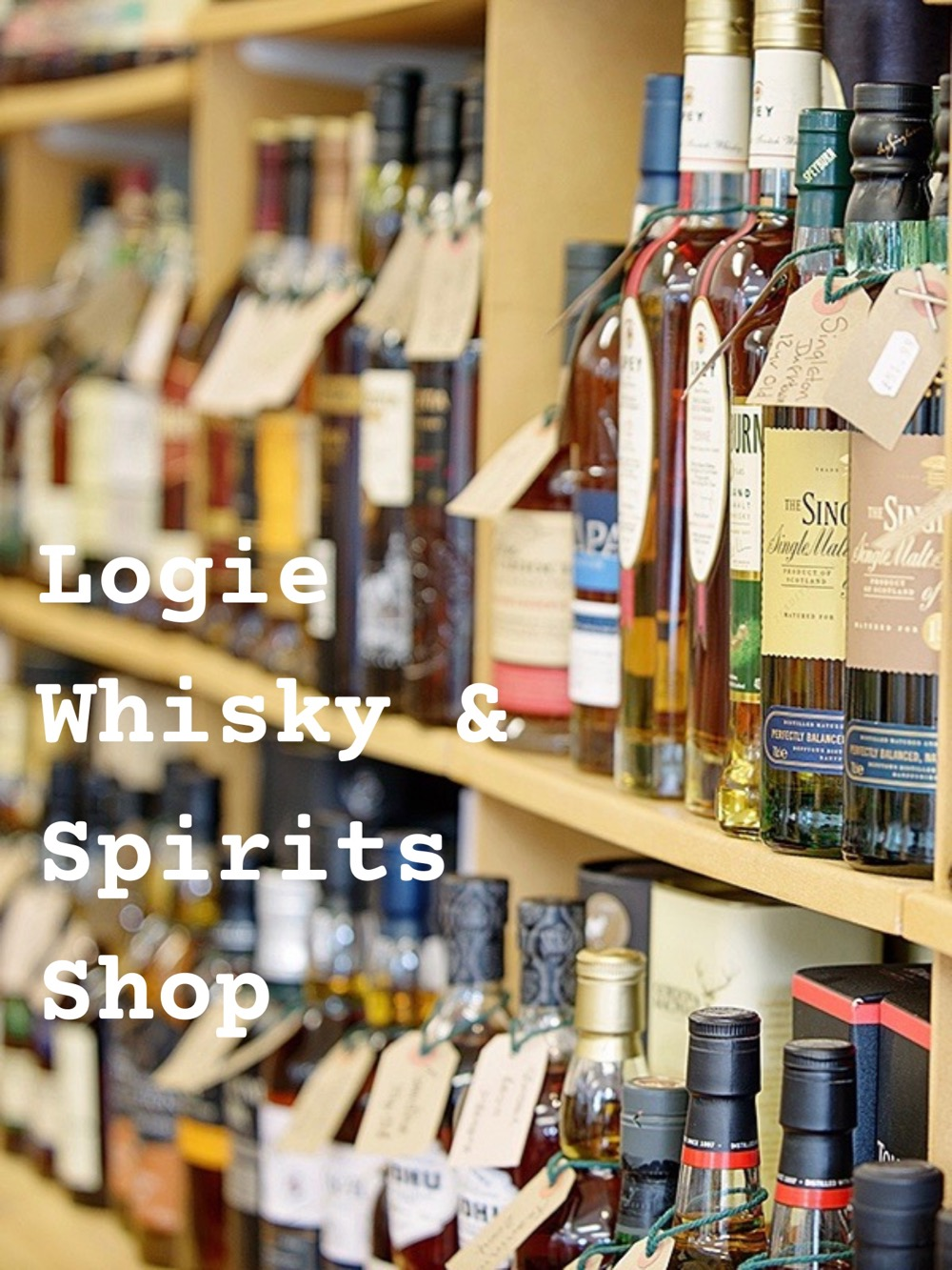 Logie Steading Whisky and Spirits Shop