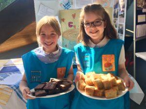 Children serving at Logie School Cup of Joy Community Cafe.jpeg