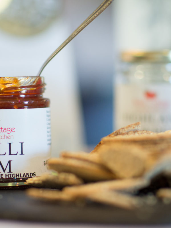 Chilli Jam by Rose Cottage Country Kitchen at Logie Farm and Garden Shop