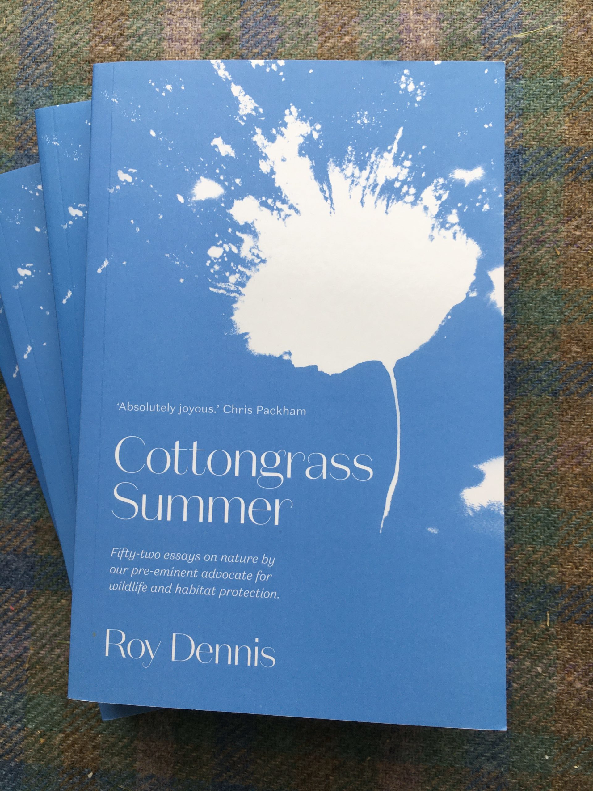 Cottongrass Summer by Roy Dennis