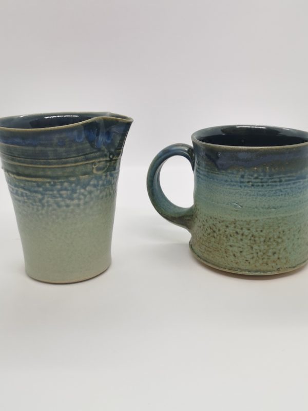 south lissens pottery at logie steading gallery
