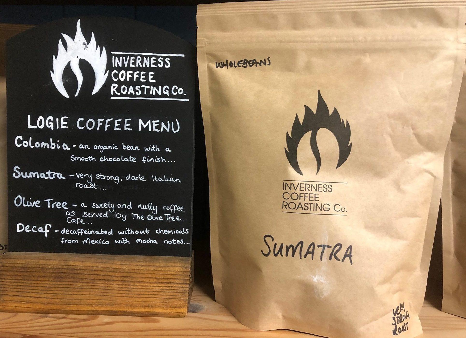 Inverness Coffee Roast