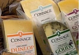 connage cheese collection