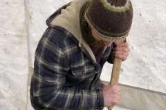 A whole host of skilled wood workers demonstrated their craft over the weekend