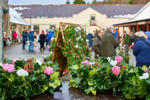 Greens Nurseries at Logie Steading Christmas Market