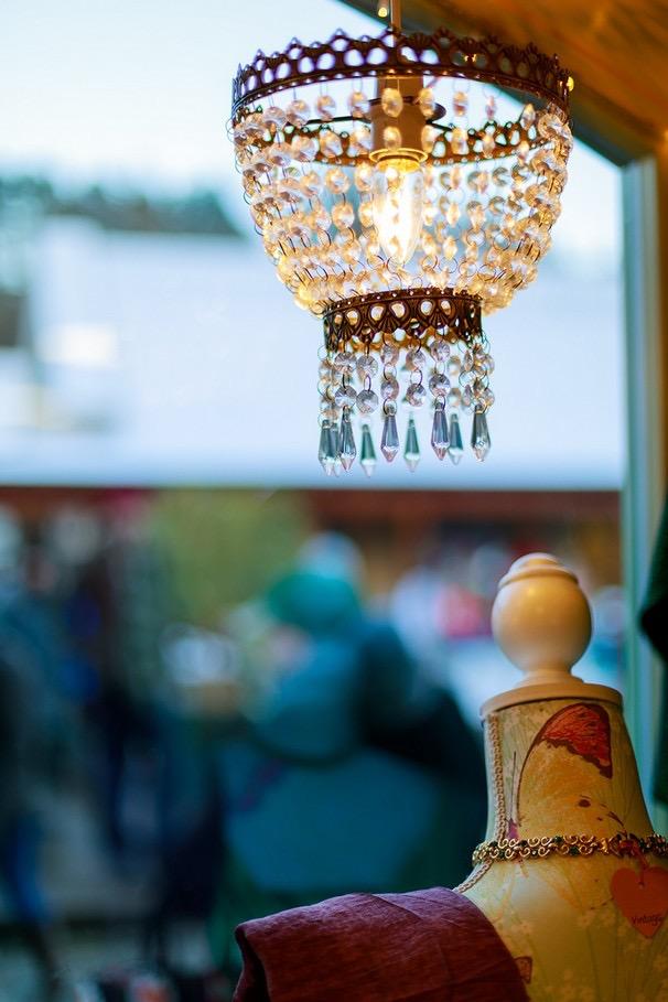 Christmas Market from My Secret Dressing Room
