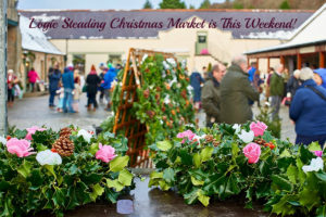 Logie Steading Christmas Market this weekend