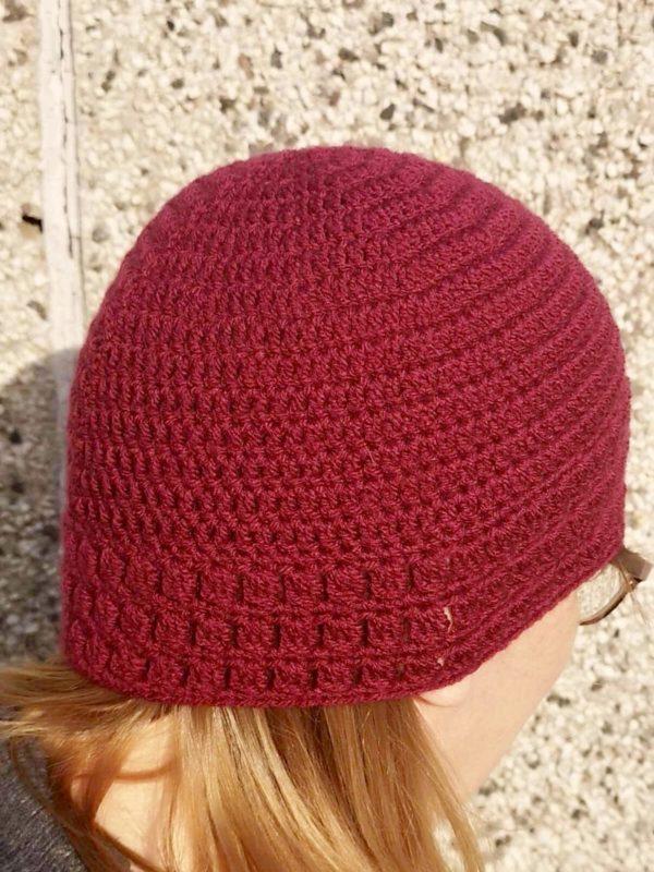 Crochet Beanie Hat workshop at Hellygog Logie Steading