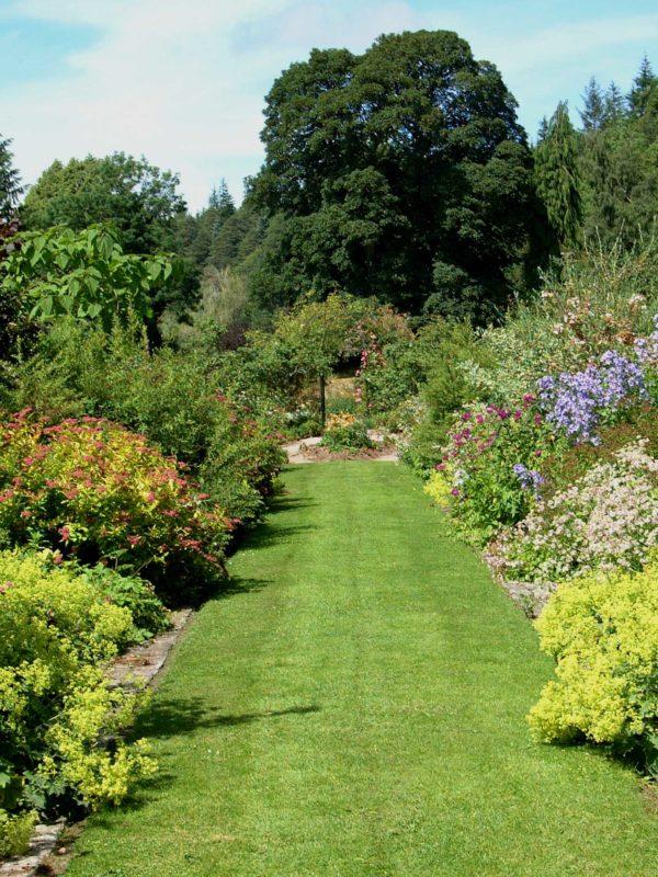 Logie House Garden for Storytelling Week