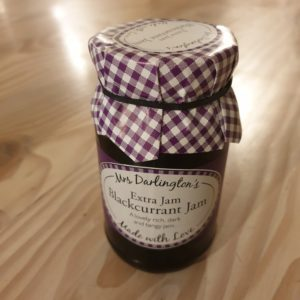 darlingtons blackcurrant jam