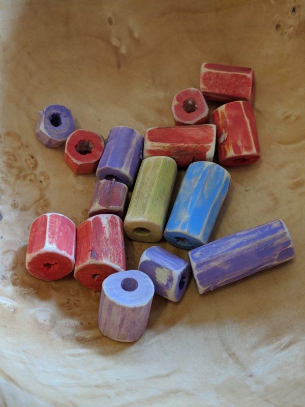 how to make elder beads with Aaron Sterritt