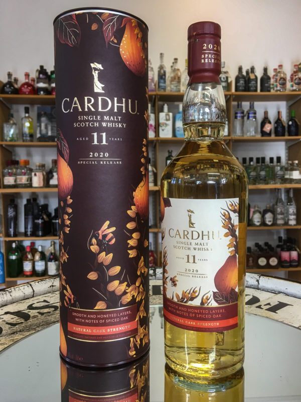 Rare By Nature at Logie Whisky Shop